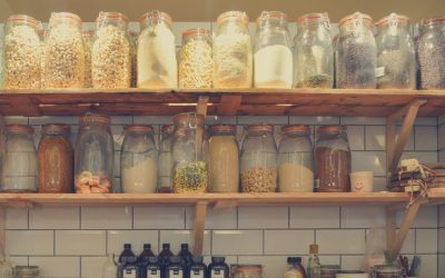 Veganising Your Kitchen Pantry